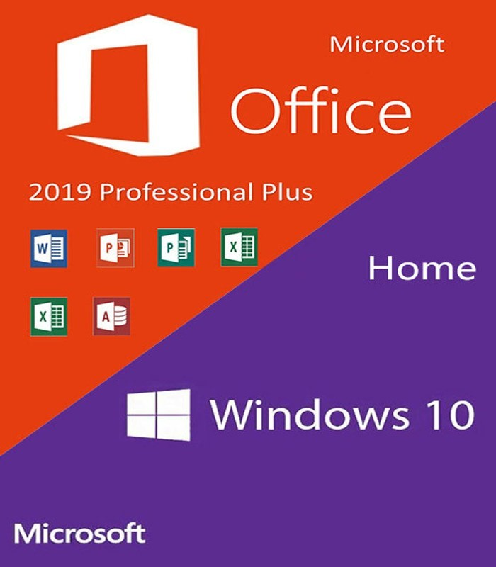 WIN 10 HOME+OFFICE 2019