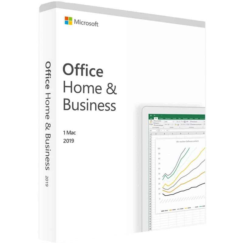 OFFICE HOME&BUSINESS MAC 2019