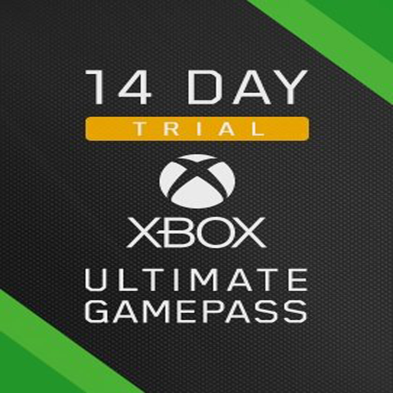 Xbox Game Pass Ultimate 14 Day Trial (Only New Accounts)